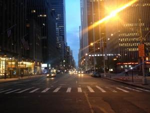 NYC 5am
