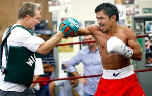 Manny-Pacquiao-Training-in-Los-Angeles-Wild-Card-Gym