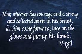 Virgil poem